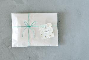 ラッピング おしゃれ 包装紙 デザイン セミオーダー