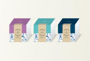 包装紙デザイン
