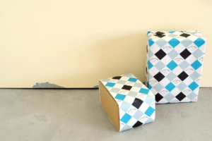 包装紙デザイン オーダー