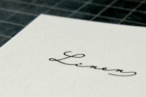 名刺デザイン ショップカード