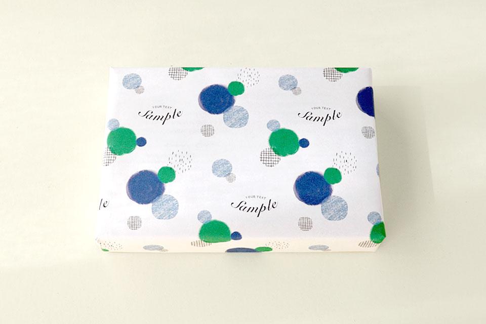 包装紙デザイン ラッピングペーパー