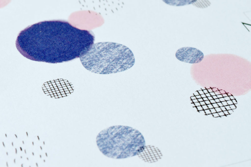 シンプルでおしゃれな包装紙デザイン依頼