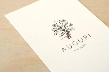 シンプルなロゴのデザイン