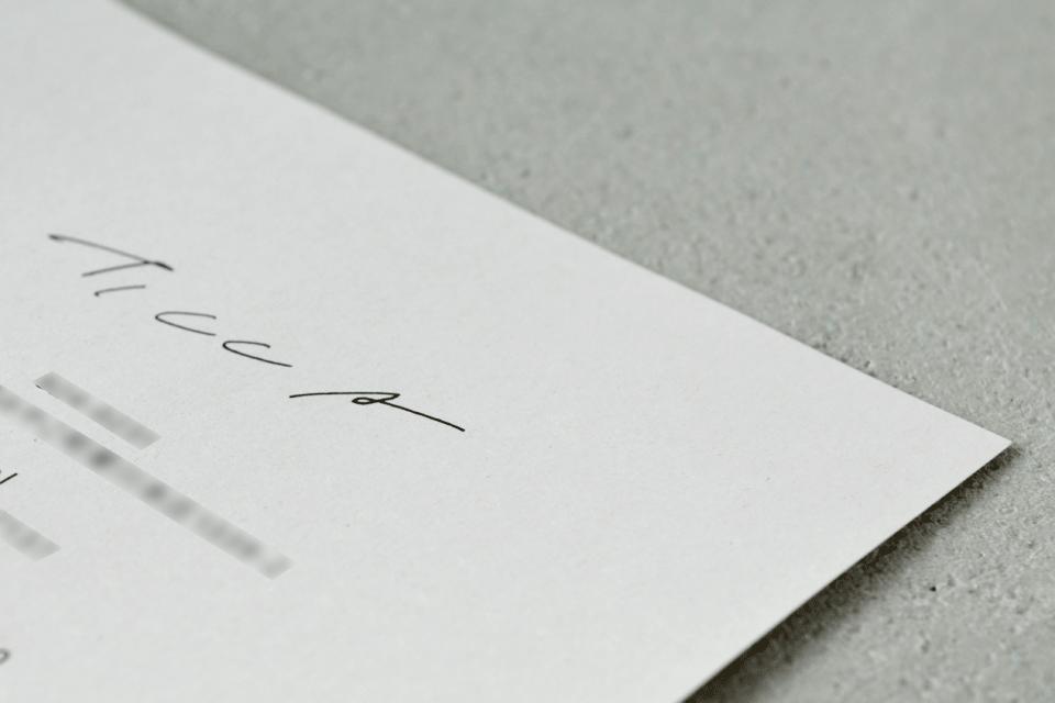 メニュー表 デザイン シンプル