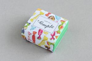 包装紙 ラッピングペーパー デザイン 名入れ セミオーダー