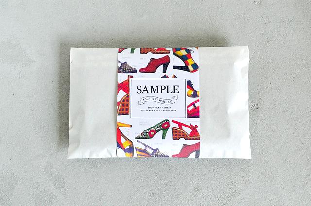 ショップツール 包装紙 ラッピングペーパー デザイン